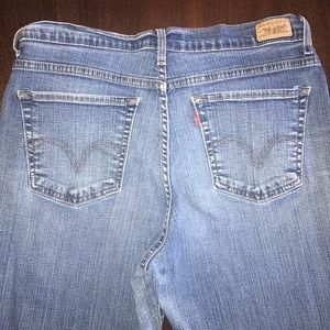 Levi's Perfectly Slimming Bootcut 512 Jeans